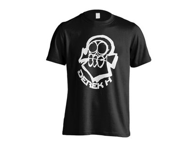 Derek H Monkey Skull Tee main photo