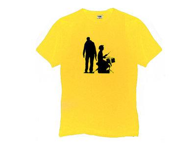 Frankspara YELLOW T-shirt main photo