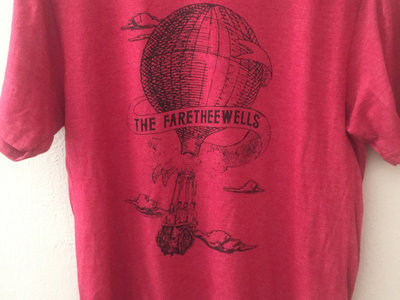 Hot Air Balloon Design T-Shirt main photo