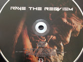 DWA381 RAVE THE REQVIEM - Is Apollo Still Alive? lathecut CD/vinyl hybrid photo