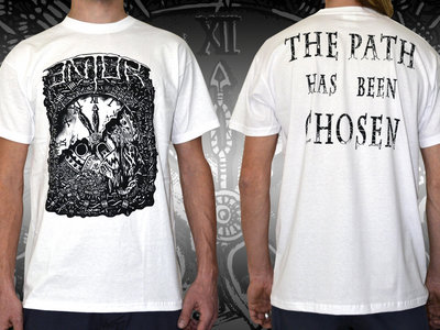 """THE PATH..."" t-shirt for men main photo"