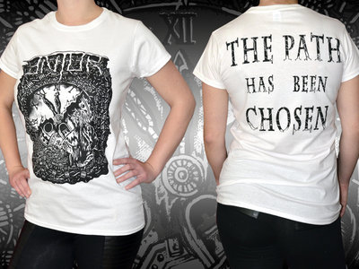 """THE PATH..."" t-shirt girlie main photo"