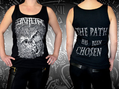 """THE PATH..."" tank top girlie main photo"