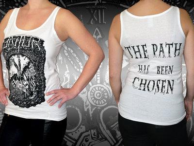 """THE PATH..."" tank top girlie main photo"