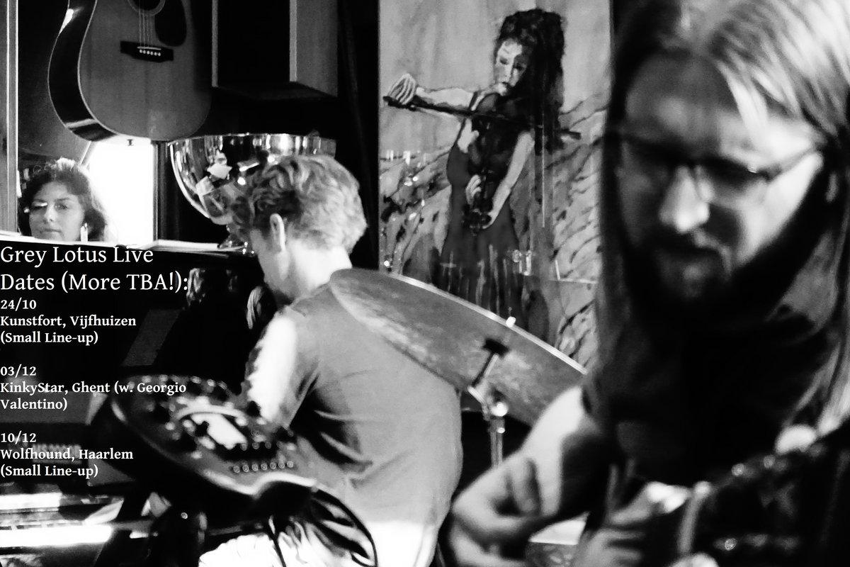 In Tribute To Robert Wyatt Live Grey Lotus