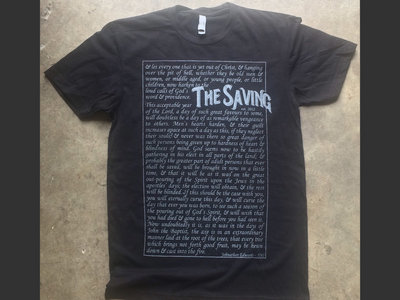 Sinners Sermon Shirt main photo