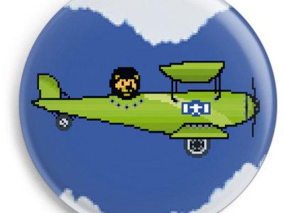 Chiptune.Airforce Badge & Download the album main photo