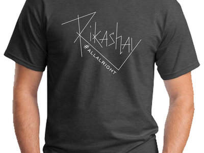Rikashay All Alright Tee main photo