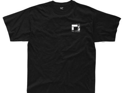 Rupture crest T-Shirt (black) main photo