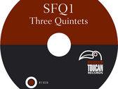 Four Compositions - double CD album (RT 9326) photo