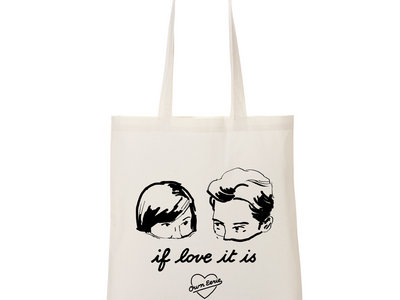 Tote Bag If Love It is main photo