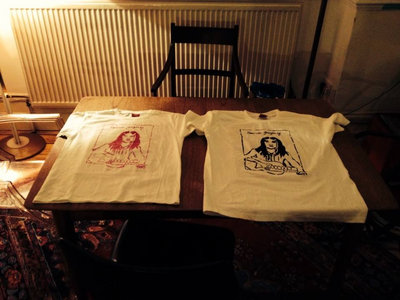 Ultra-Limited Edition Hannah Golightly tshirt main photo