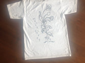 "White Poppy ""Flower"" T-shirt photo"