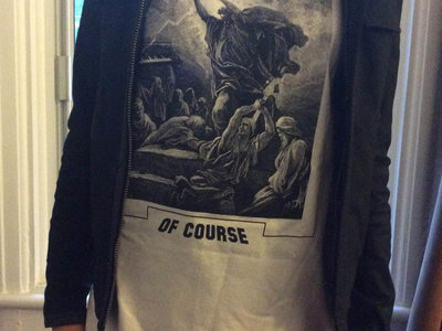 T-Shirt ''Of Course - Ten Commandments of groove'' main photo