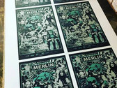 Merlin Live at KC Psych Fest Poster photo