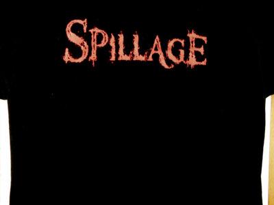 Spillage Logo T-shirt main photo