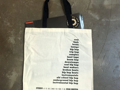 Cold Busted Tote Bag 2015 main photo