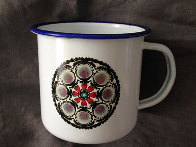 Tin mug 1 main photo