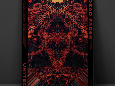 2015 Tour Poster Art Print main photo