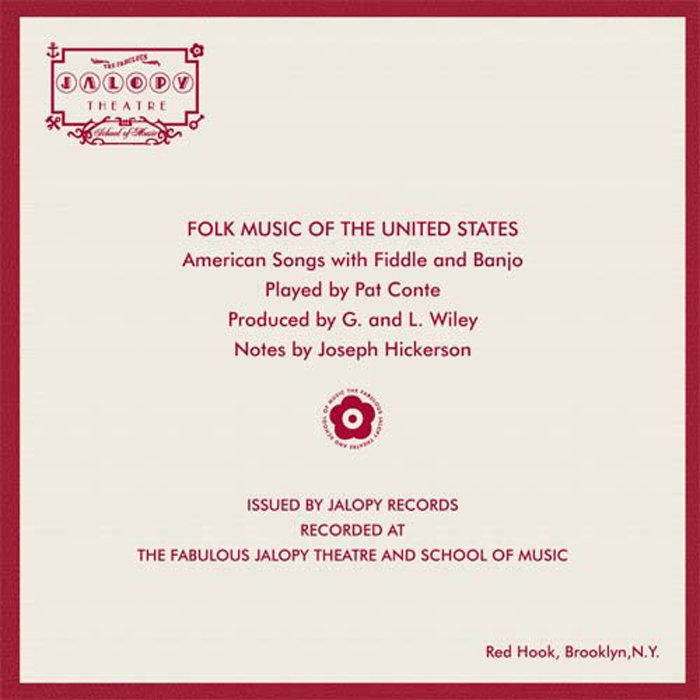 Lyric fabulous lyrics : American Songs with Fiddle and Banjo | Pat Conte