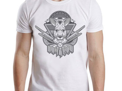 White Roo Shirt main photo