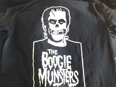 Boogie Munsters T-Shirt - Black main photo