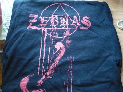 Zebras Spirit Plasma T-Shirt main photo