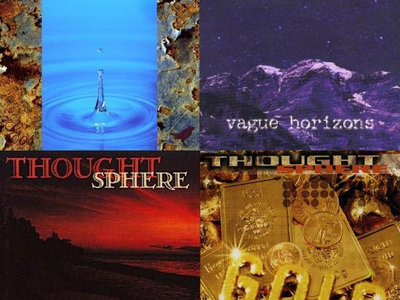 Thought Sphere - CD Bundle main photo