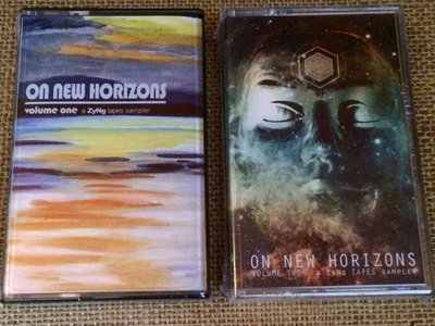 Special Price: On New Horizons Vol 1 & Vol 2 Combo main photo