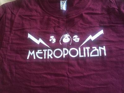 Metropolitan Logo T-Shirt main photo