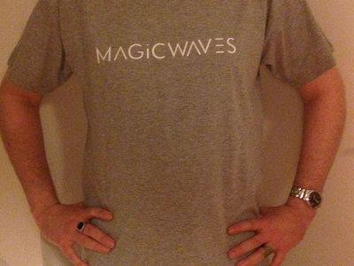 Magic Waves T-Shirt (Grey) main photo