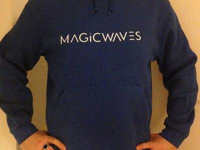 Magic Waves Hoody (Blue) main photo