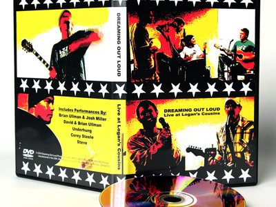 Dreaming Out Loud: Live at Logan's Cousins (Limited Edition DVD) main photo