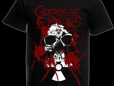 """T-shirt """"Bloody Skull"""" main photo"""