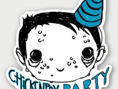 Scratch Kid Sticker main photo