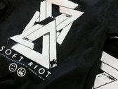 """Quality Soundtracks For Modern Dread"" T-Shirt photo"