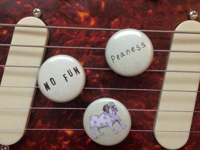 'No Fun' Badge Pack main photo