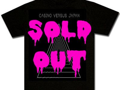 CASINO VERSUS JAPAN - T Shirt main photo