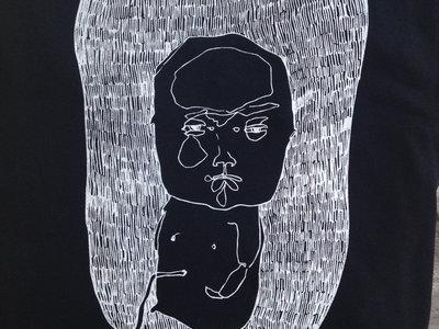 Foetus design T-shirt main photo