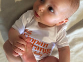 Little Tinpan Orange Baby - Romper photo