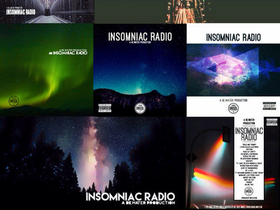 Insomniac Radio Album Poster main photo