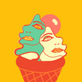 Eiscafe image