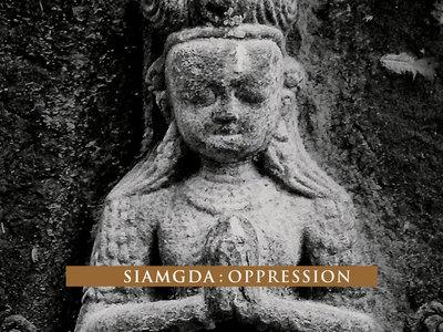 Siamgda - Oprression - CD main photo