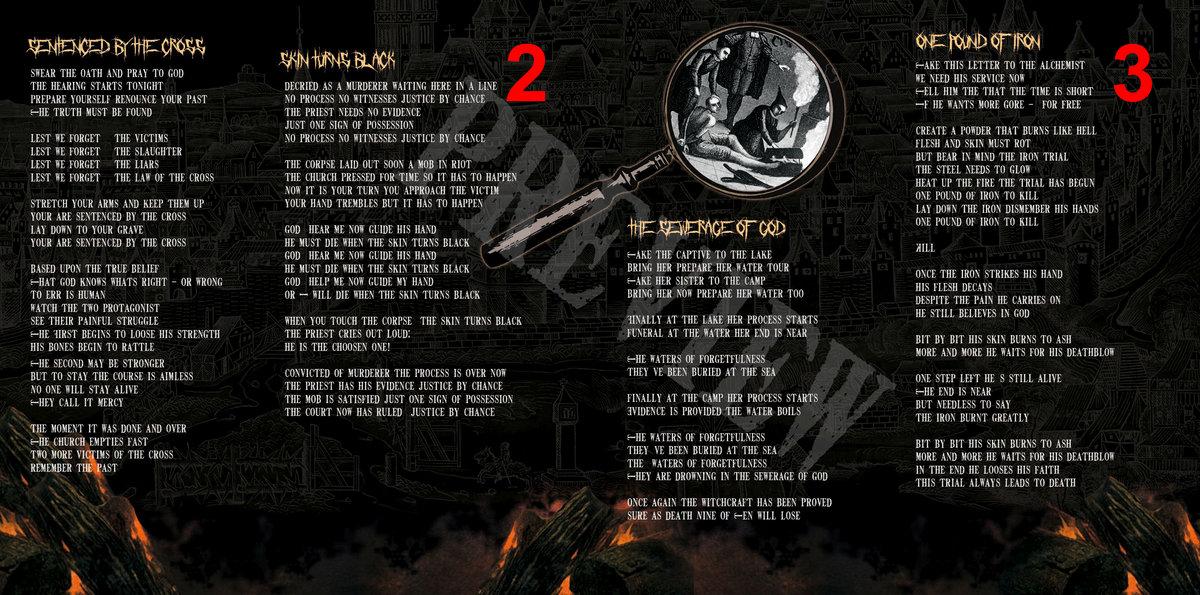 Lyric bones lyrics : Sentenced By The Cross   Supreme Carnage