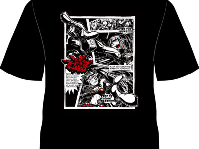 World Super Tek Taisen T-shirt ( order until 8th,Nov) main photo