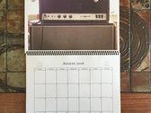 Cats On Amps 2016 Calendar photo