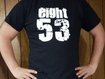 Men's Black T-Shirt main photo