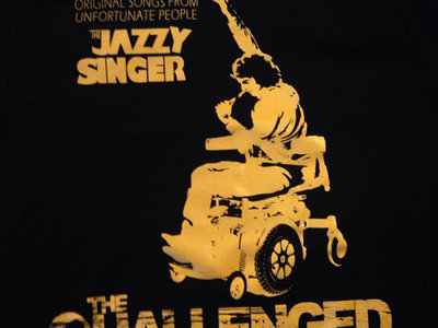 Jazzy Singer T-shirt main photo