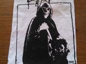 """Zig Zags """"Slashing Europe"""" European Tour T-shirt photo"""