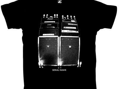 Serial Hawk Guitar Amp Shirt main photo